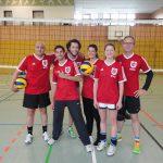 Volleyballturnier der bayerischen Kollegs und das MüKo dabei!