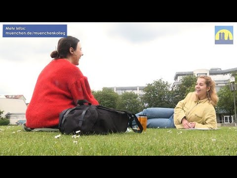 Filmbild Abitur nachholen am Muenchenkolleg